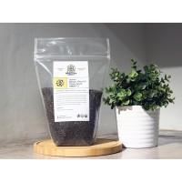 Black Chia Seed Mexico Organic / Organik 1KG - Granola Addict Ingredi
