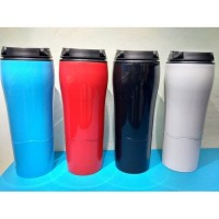 Duta99Play Mighty Mug Tumbler Botol Termos thermos minum Anti Tumpah