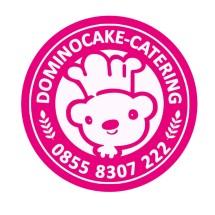 Logo Dominocake Catering