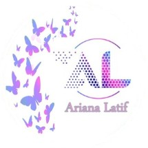 Logo ariana latif