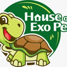 House of Exo Pet Logo