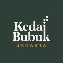 Logo Kedai Bubuk Jakarta