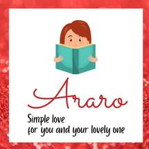 Logo Araro Simple Design