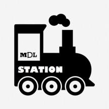 Logo MDL Station
