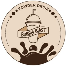 Logo Powder Bubble Blast