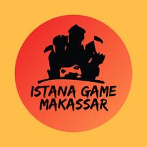 Logo Istana Gameshop Makassar