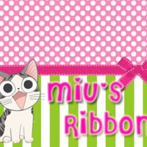 Miu's Ribbon Logo