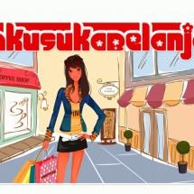 AkuSukaBelanja Shop Logo