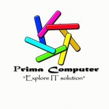 Prima Computer Logo