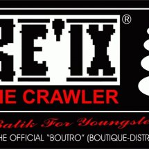 RE'IX THE CRAWLER Logo