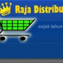 Raja Distributor Logo