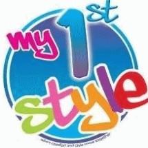 My 1st Style - Kids Wear Logo