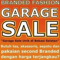 Pelangi Garage Sale Logo