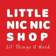 Logo Little Nic Nic Shop