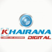 Logo khairana digital