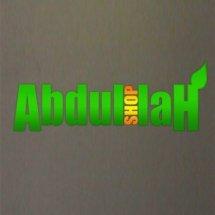 abdullah shop Logo