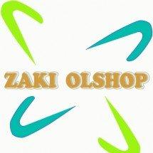 Logo Zaki Olshop