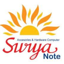 Logo Surya Notebook