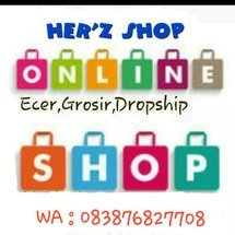 HER'Z SHOP Logo