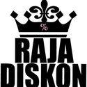 RAJA DISKON Logo
