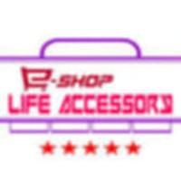 e-shop life accessory Logo