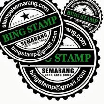 Logo Bing Stamp Semarang