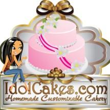 Idol Cakes Logo