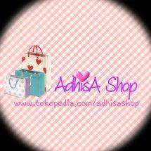 Logo Adhisa Shop