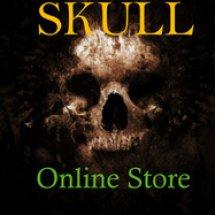 Logo Skull Online Store