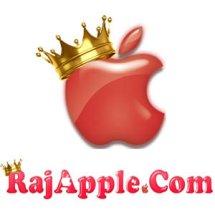 RajAppleCom Logo