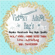 Logo victory adriel bags