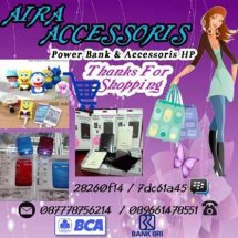 Logo AIRA accessories