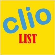 Clio List Logo