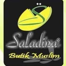 Logo butik muslim saladina
