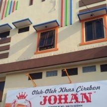 Oleh-Oleh Cirebon Johan Logo