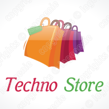 Logo Techno Strore