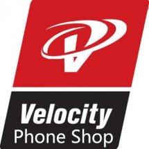 Logo Velocity Phone shop