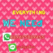 Logo Everything We Need