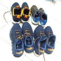Logo shoes orgins