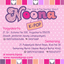 Noona Kpop Logo