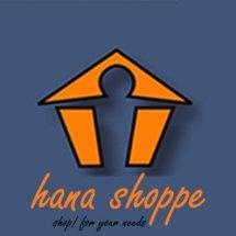 Logo hana shoppe
