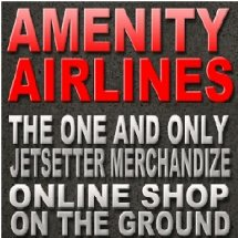AMENITY AIRLINES Logo