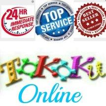 Logo TOKOKU-online