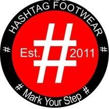 Logo Hashtag Footwear