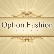 Logo Option Fashion Shop