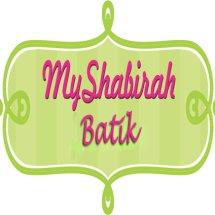 My Shabirah Batik Logo