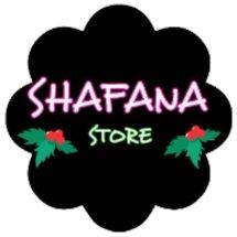 Logo Shafana Store