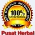 Pusat-Herbal Logo