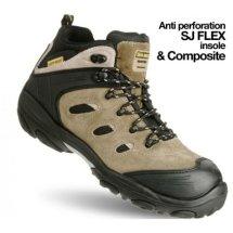 Logo safety shoes jogger