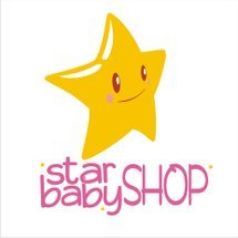 Logo Star Baby Shop